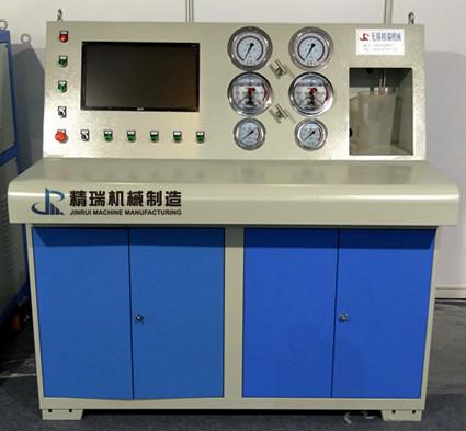 外测法水压试验机(无缝气瓶专用)