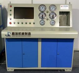无缝气瓶专用外测法水压试验机