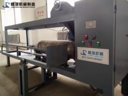 YQ-CX/S-I型钢刷除锈机