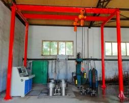 外侧法水压试验机(四水套)